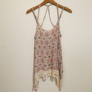 Maurices Strapy Top size M